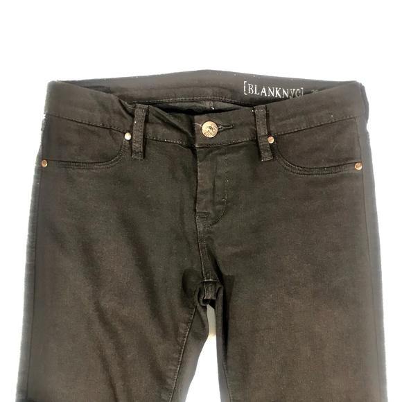 Blank NYC Denim - ‼️SALE‼️[BLANK NYC] Brown Denim Skinny Jeans